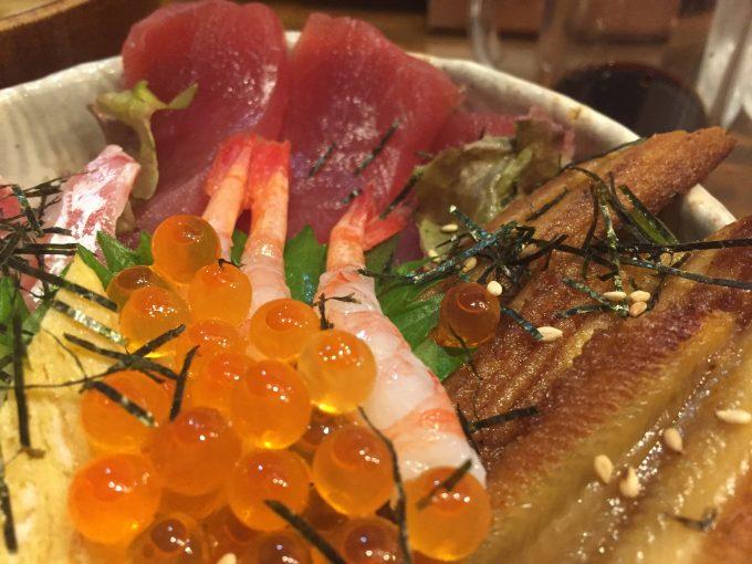 愛水月 海鮮丼 4