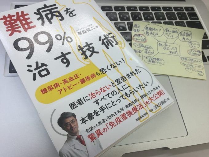 難病を99%治す技術