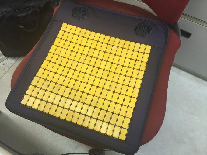 USBシートクーラー 製品
