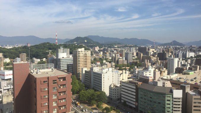 日本料理みつき オリエンタルホテル広島 22階