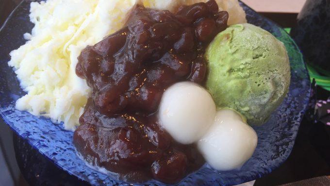 日本料理みつき 宇治金時