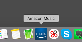 Amazon music Mac