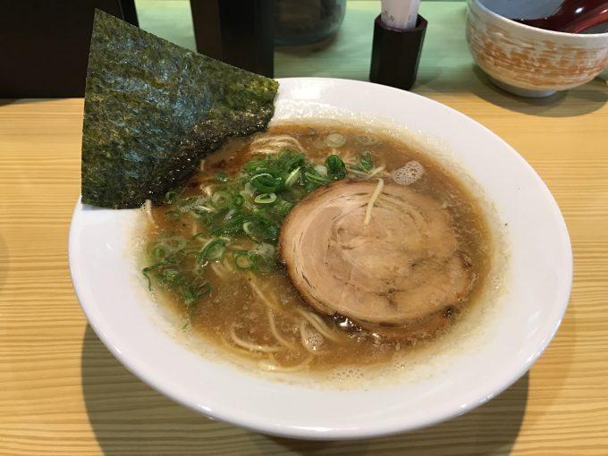 うめ田 魚介醤油ラーメン