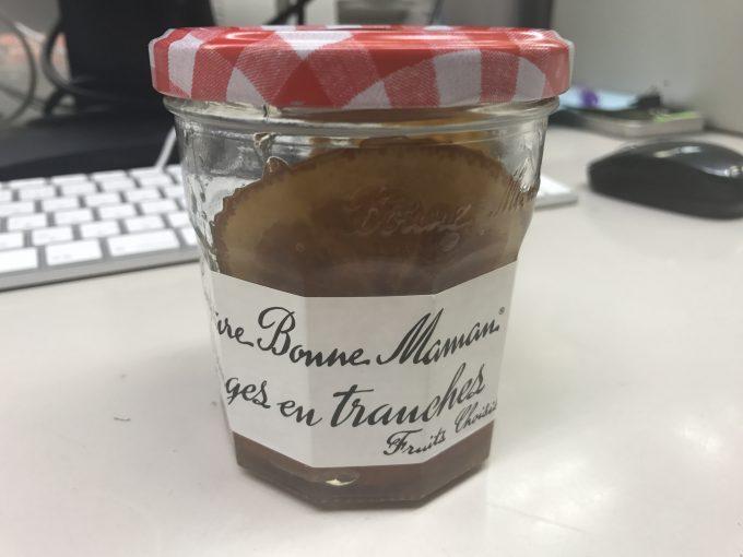 ボンヌママン スライスオレンジ