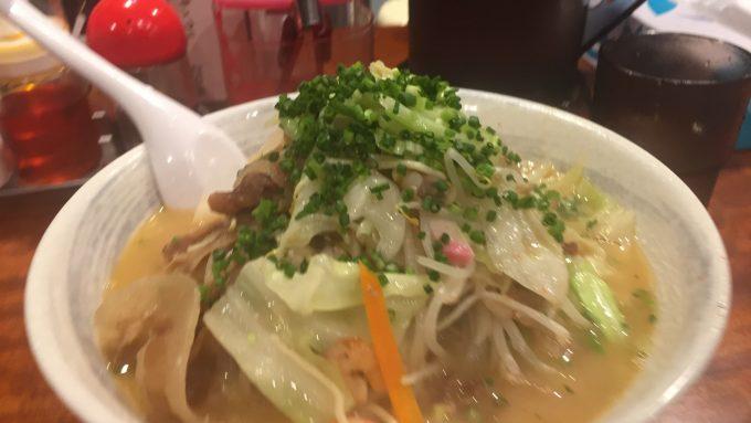 博多 一縁 チャンポン麺